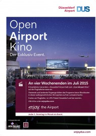 Open Airport Kino