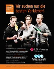 Wettbewerb<br />Kunde: LG Hausys Agentur: Achim Musall - Design und Programmierung
