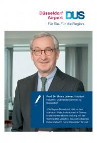 Prof. Dr. Ulrich Lehner, Präsident IHK Düsseldorf<br />Kunde: Flughafen Düsseldorf GmbH