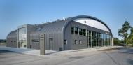 Hugo Junkers Hangar I<br />Architekt kg5 architekten